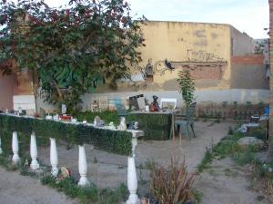 Descampado de la calle Provençals