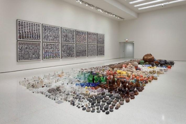 installation-gabriel-orozco-asterisms-2012-1